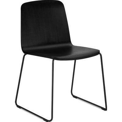 Normann Copenhagen Just Chair Powder Coated Steel Legs Stapelbar stol