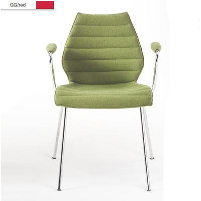 Kartell Maui Soft Chair with armrest Trevira Fåtölj
