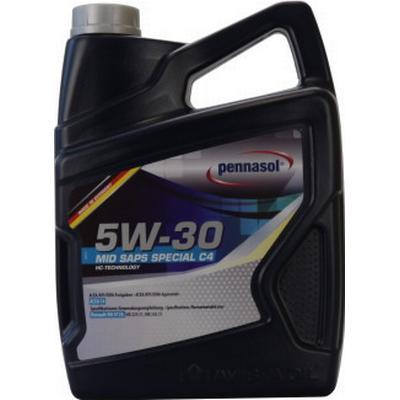 Pennasol MID SAPS C4 5W-30 Motorolie