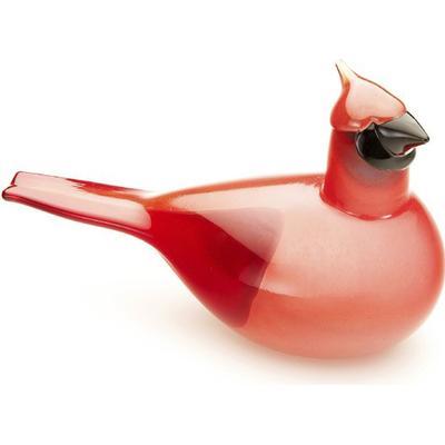 Iittala Birds by Toikka Cardinal Bird Prydnadsfigur