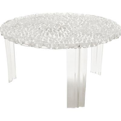 Kartell T-Table Side Table 28cm Sidobord