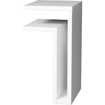 Maze Interior F-Shelf Bedside Lefthung Shelf Sängbord