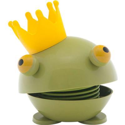 Hoptimist Prince Kvak Prydnadsfigur