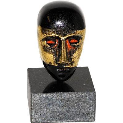 Kosta Boda Brains Limited Edition 1000 Skulptur