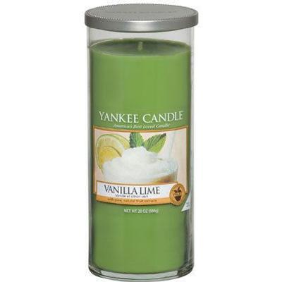 Yankee Candle vanilla lime 566g Doftljus