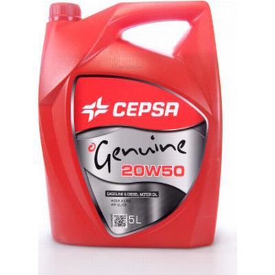 Cepsa Genuine 20W-50 Motorolie