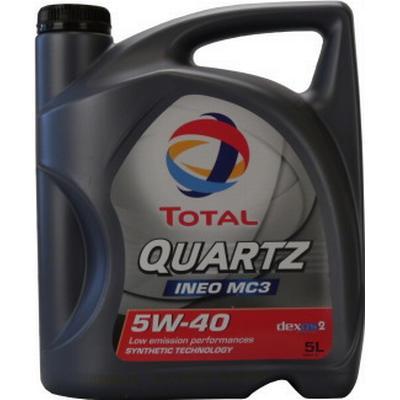 Total Quartz Ineo MC3 5W-40 Motorolie