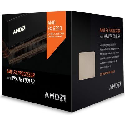 AMD FX-6350 3.9GHz, Bax