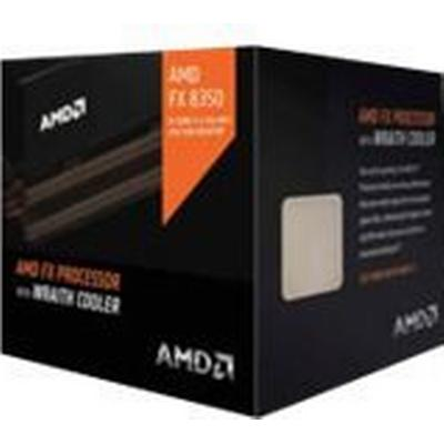 AMD FX 6-Core Black Edition FX-6350 4 GHz, Box