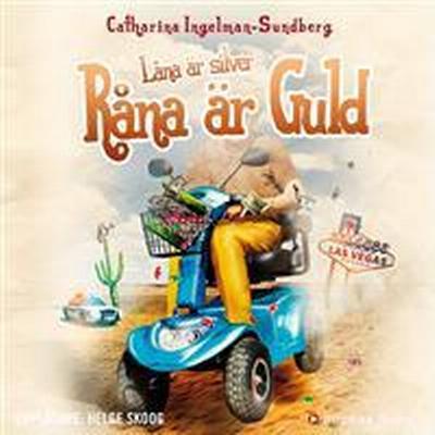 Låna är silver, råna är guld (Ljudbok CD, 2014)