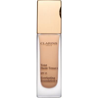 Clarins Everlasting Foundation+ SPF15 #112 Amber