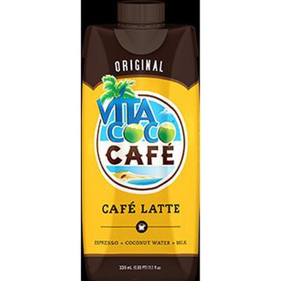 Vita Coco Kokosvatten Café Latte