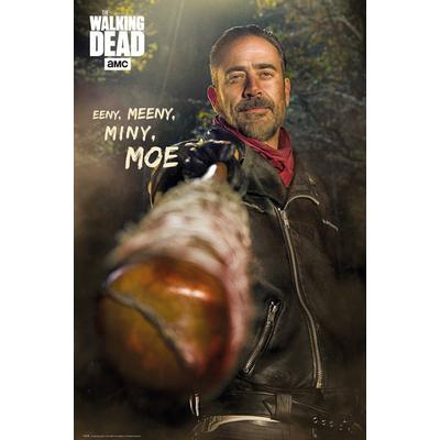 GB Eye The Walking Dead Negan Maxi 61x91.5cm Affisch