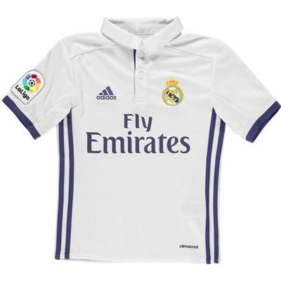 Adidas Real Madrid Home Jersey 16/17 Youth