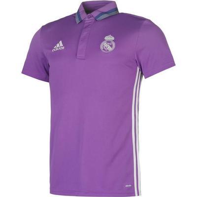 Adidas Real Madrid Polo T-Shirt Sr