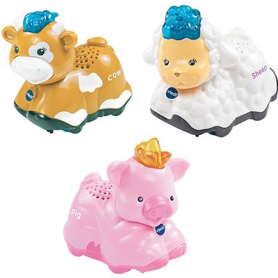 Vtech Toot-Toot Animals 3 Pack Farm Animals