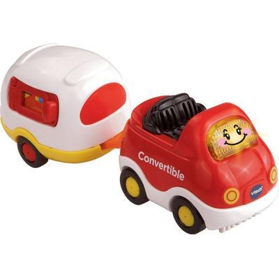 Vtech Toot-Toot Drivers Convertible With Caravan