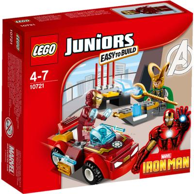 Lego Juniors Juniors Iron Man vs Loki 10721