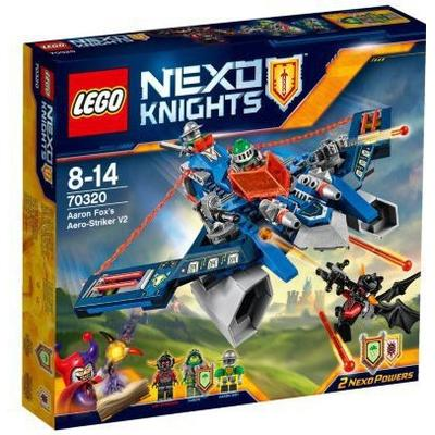 Lego Nexo Knights Aaron Fox Aero-Striker V2 70320