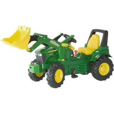 Rolly Toys John Deere 7930 Tractor & Loader, Pneumatic Tyres, Brake & Gears