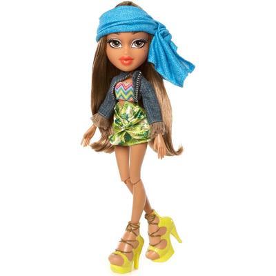 Bratz Study Abroad Yasmin to Brazil Doll