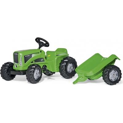 Rolly Toys Kiddy Futura Tractor with Rolly Kid Trailer
