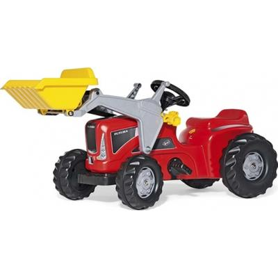 Rolly Toys Kiddy Futura Tractor with Rolly Kid Frontloader