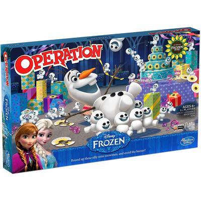 Hasbro Frozen Fever Operation