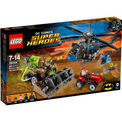 Lego Super Heroes DC Comics Super Heroes Batman: Scarecrow Harvest of Fear 76054