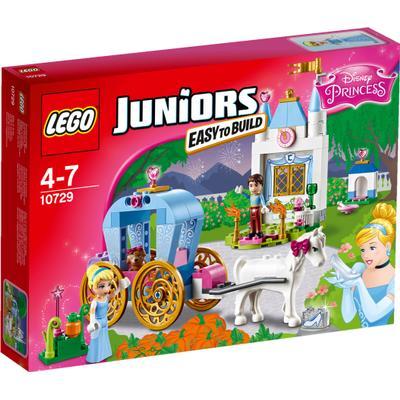 Lego Disney Princess Juniors Disney Princess Cinderella's Carriage 10729