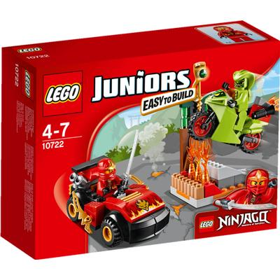 Lego Juniors Ninjago Ormuppgörelse 10722