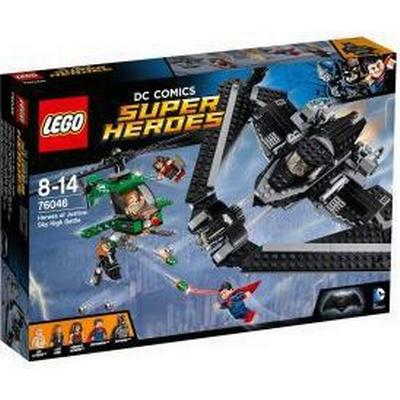 Lego DC Comics Super Heroes - Heroes of Justice: Sky High Battle 76046