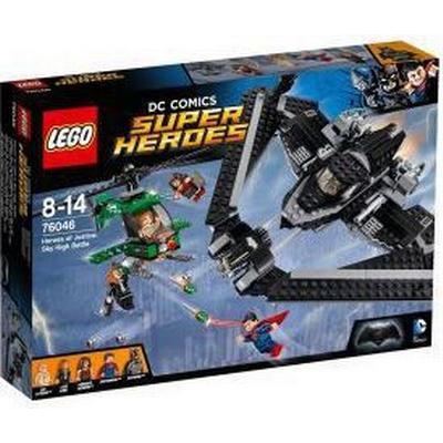 Lego DC Comics Super Heroes - Heroes of Justice: Sky High Battle 76046