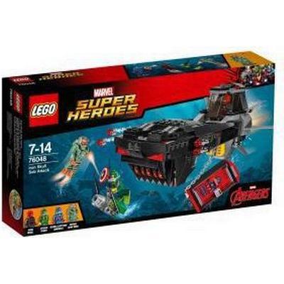 Lego Super Heroes Iron Skulls Ubåtsattack 76048