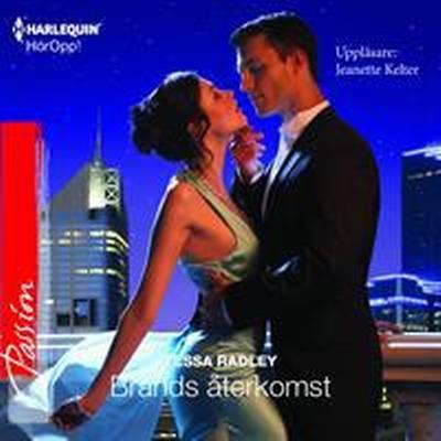 Brands återkomst: En Harlequin-ljudbok Passion (Ljudbok MP3 CD, 2013)
