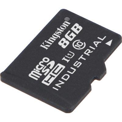 Kingston Industrial Temperature MicroSDHC UHS-I U1 8GB