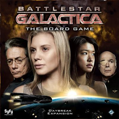 Fantasy Flight Games Battlestar Galactica: Daybreak