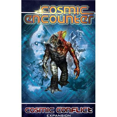 Fantasy Flight Games Cosmic Encounter: Cosmic Conflict (Engelska)