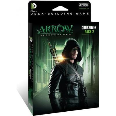 Cryptozoic DC Comics Deck-Building Game: Crossover Pack 2 Arrow: The Television Series