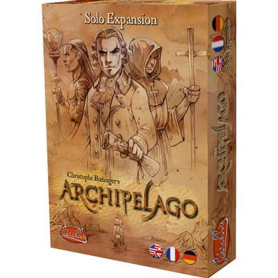Ludically Archipelago Solo Expansion