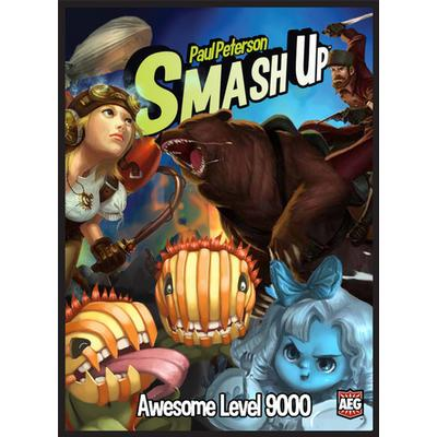 AEG Smash Up: Awesome Level 9000 (Engelska)
