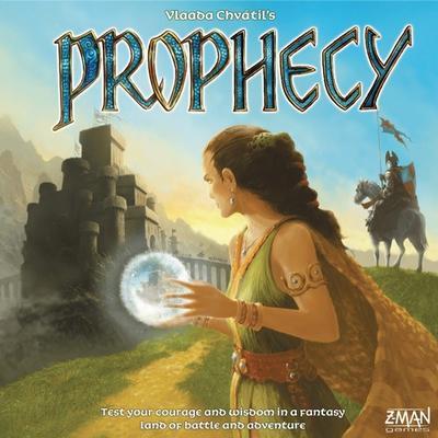 Z-Man Games Prophecy (Engelska)