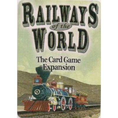 Eagle-Gryphon Games Railways of the World: The Card Game Expansion