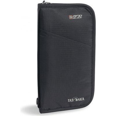 Tatonka Travel Zip L RFID Wallet - Black (2957.040)