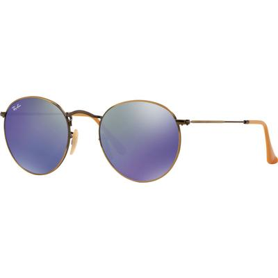 Ray-Ban Round Flash Lenses RB3447 167/68
