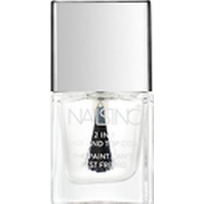 Nails Inc 2 in 1 Base & Top Coat 5ml