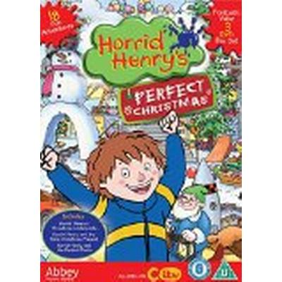 Horrid Henry - Perfect Christmas TRIPLE DVD BOX SET