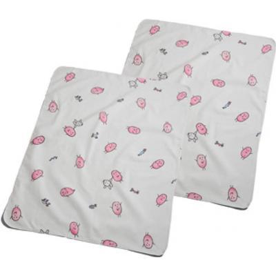 Rätt Start Flannel Blanket Thumbs 2-pack