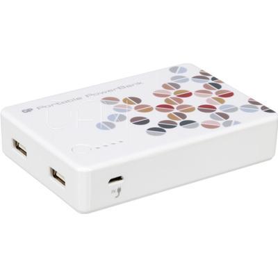 GP Batteries Portable PowerBank 10400 N304