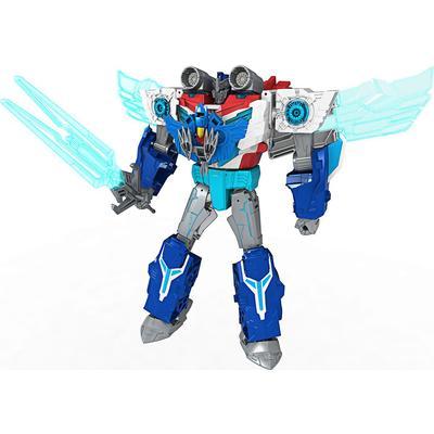 Hasbro Transformers Robots In Disguise Power Surge Optimus Prime & Aerobolt B7066